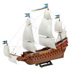 Coffret maquette voilier vasa