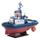 Maquette Harbour Tug Boat Fairplay