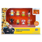 Minions coffret 8 figurines