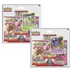 Pack 3 Boosters Pokémon XY 8 Impulsion Turbo