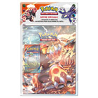 Cahier + Booster XY5 Pokemon