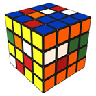 Rubik's cube 4 x 4  Advanced rotation