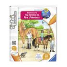 Tiptoi livre interactif poney chevaux