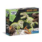 Archéo Ludic' T-rex et Tricératops