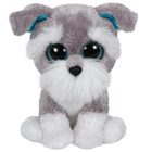 Peluche Boo's Whiskers Le Chien