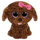 Peluche Boo's Maddie Le Chien