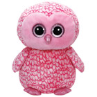 Peluche Boo's 41cm Pinky Le Hibou