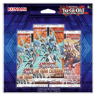 Yu-Gi-Oh Pack de 3 Boosters