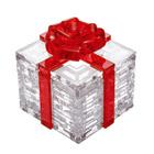 Crystal puzzle 3D-boîte cadeau 38 pièces