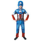 Panoplie Captain América 5/6 ans