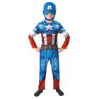Panoplie Captain America 7/8 ans