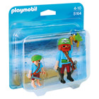 5164-Duo Pirate avec moussaillon - Playmobil