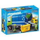 6110-Camion de recyclage ordures