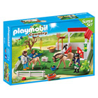 6147-SuperSet Paddock avec chevaux - Playmobil Country