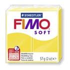 Pâte Fimo soft citron 57 g