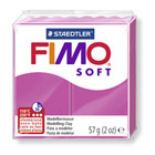 Pâte Fimo soft framboise 57 g