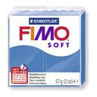 Pâte Fimo soft bleu pacifique 57 g