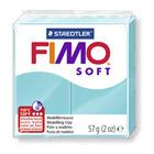 Pâte Fimo soft menthe 57 g