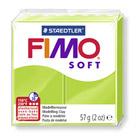 Pâte Fimo soft vert pomme 57 g