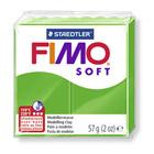 Pâte Fimo soft vert tropical 57 g