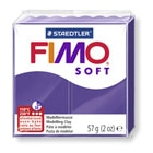 Pâte Fimo soft prune 57 g