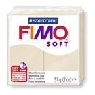 Pâte Fimo soft sahara 57 g