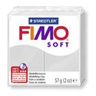 Pâte Fimo soft grise 57 g