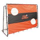 Cage foot 213cm + cible sun & sport
