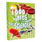 Livre 1000 infos sciences à connaitre