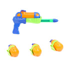 Pistolet à eau 3 recharges