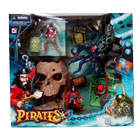 Grand set pirate avec monstre