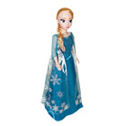 Elsa reine des neiges 90 cm