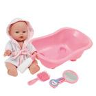 Poupon l'heure du bain 26 cm