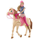 Barbie Hop à cheval