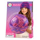 Bonnet rêveur rose et violet