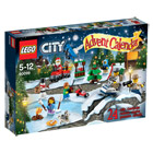 60099-Le calendrier de l'Avent Lego City
