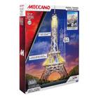 Tour Eiffel lumineuse Meccano