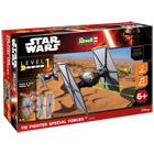 Build& Play Tie Fighter Special Forces Star Wars
