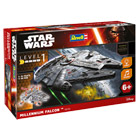 Build & Play Millenium Falcon Star Wars