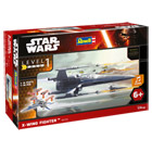 Build & Play X-Wing Fighter Star Wars
