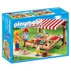 6121-Marchand avec étal de légumes - Playmobil Country