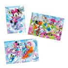 3 puzzles 48 pièces Minnie