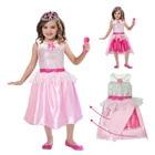 Panoplie Barbie Rock & Royals 8/10 ans