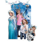 Selfie Booth Studio Reine des Neiges