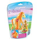 6168-Princesse Mimosa avec Cheval à Coiffer - Playmobil Princess