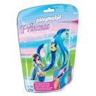 6169-Princesse Bleuet avec Cheval à Coiffer - Playmobil Princess