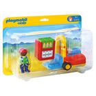 6959-Chariot élévateur - Playmobil 1.2.3