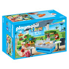 6672-Espace boutique et fast-food - Playmobil Summer Fun