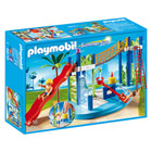 6670-Aire de jeux aquatique - Playmobil Summer Fun