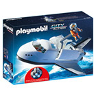 6196-Navette Spatiale et Spationautes - Playmobil City Action